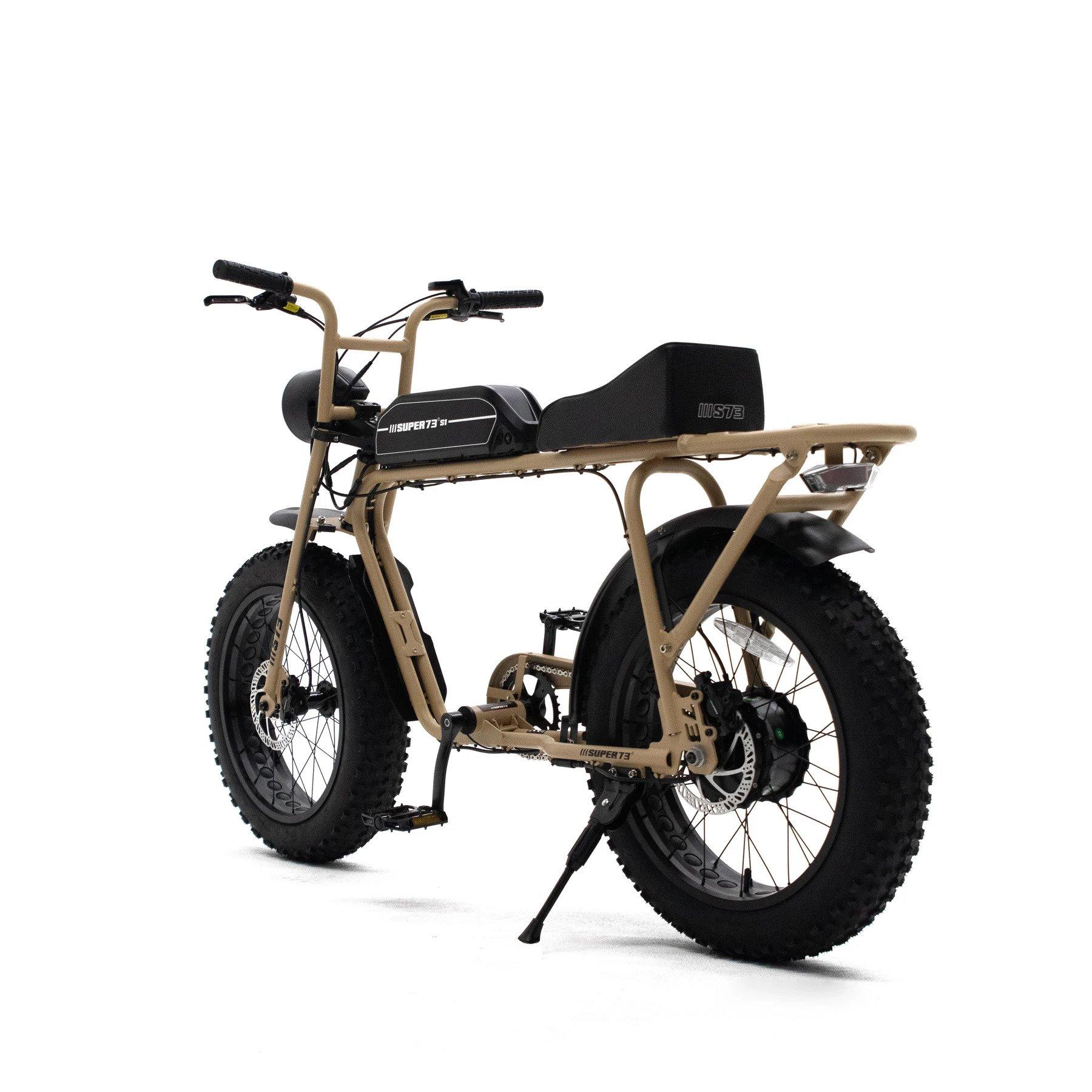 SUPER73-S1 Tan Electric Bike | Buy the Best Electric Bikes ...